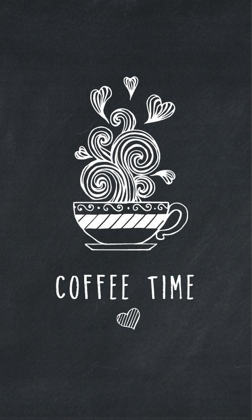 Coffee Time Loyalty Card