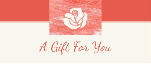 Spa Flower Gift Certificate