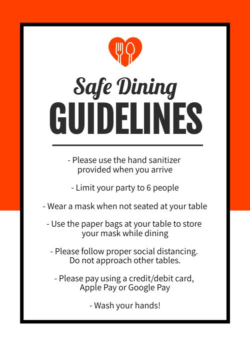 Safety Counter Card