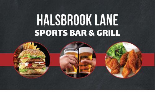 Beer Sports Bar Loyalty Card