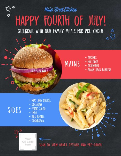 July 4th Announcement