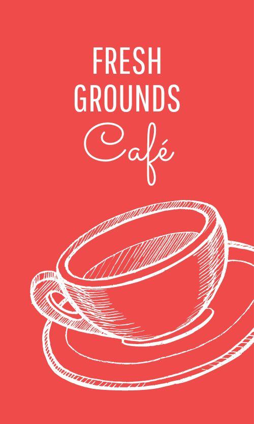 Coffee Membership Card