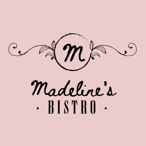 Bistro Restaurant Logo Sticker