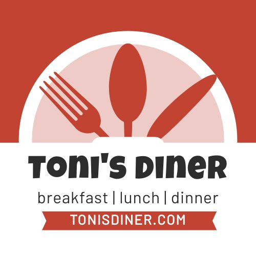 Breakfast Diner Sticker