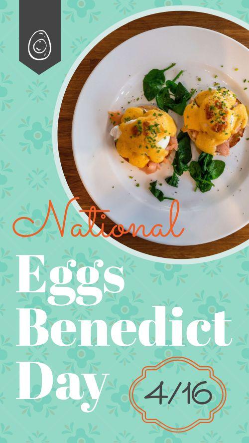 Eggs Facebook Story