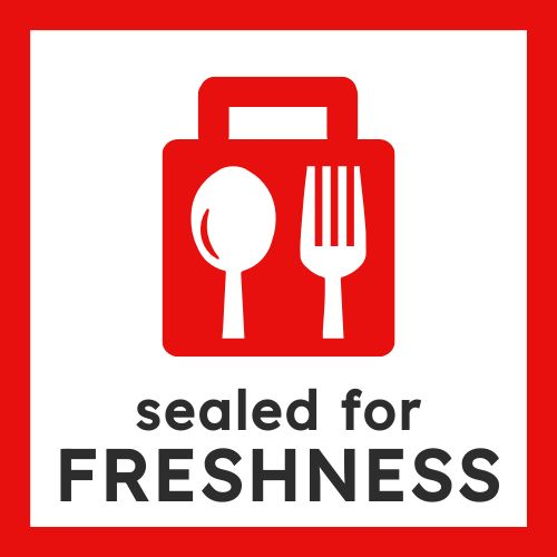 Freshness Food Sticker