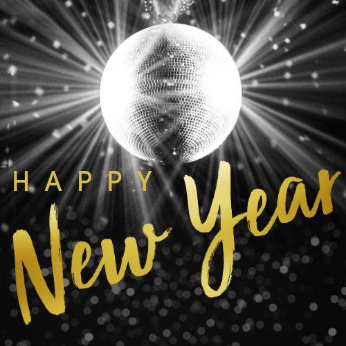 New Years Eve Nightlife Instagram Post