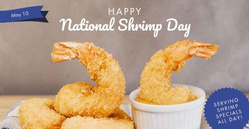Shrimp Facebook Post