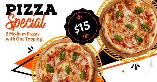 Pizza FB Update