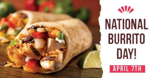 Burrito Facebook Update