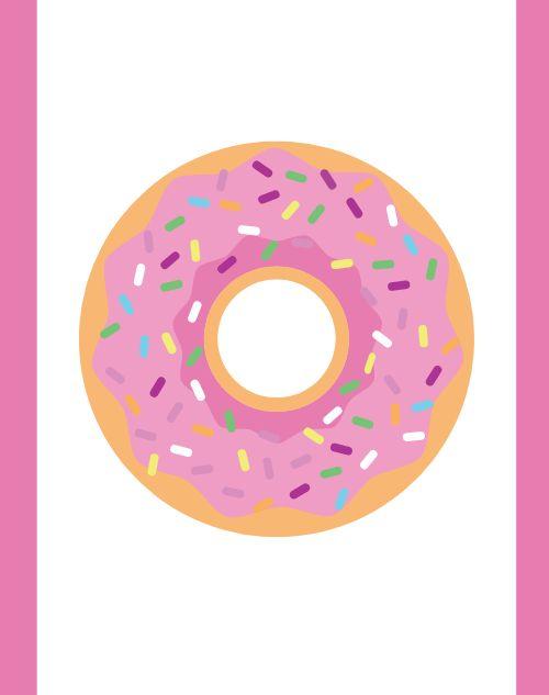 Donut Shop Sandwich Board