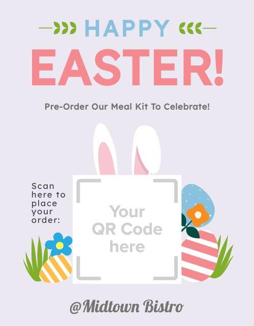 Easter Signage