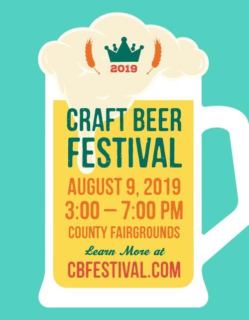 Draft Beer Event Flyer