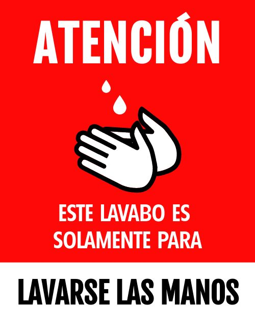 Attention Sink Flyer (Spanish)